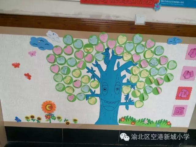 班级愿景手绘图